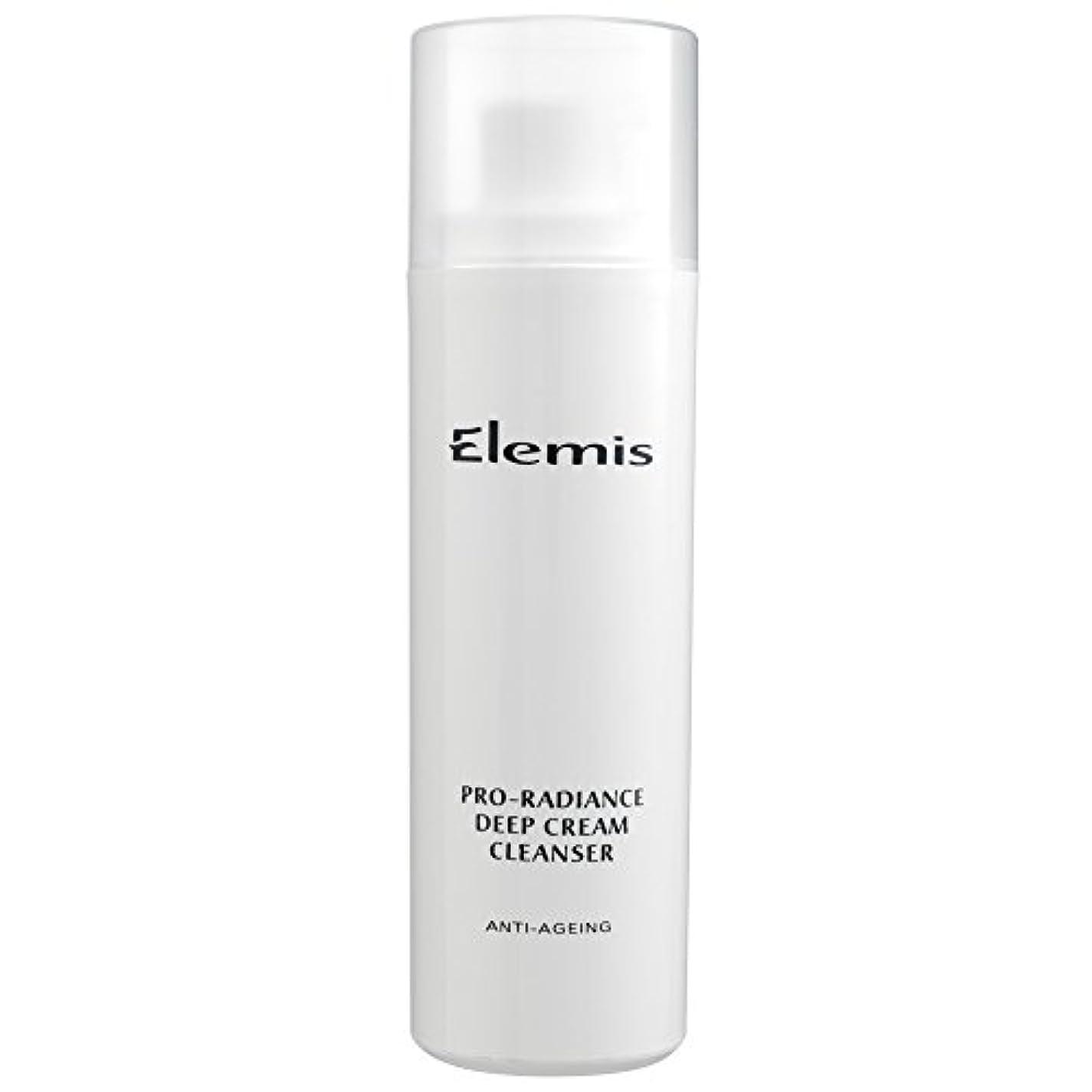 苦味行ブローエレミスプロ輝きクリームクレンザー、150ミリリットル (Elemis) (x2) - Elemis Pro-Radiance Cream Cleanser, 150ml (Pack of 2) [並行輸入品]