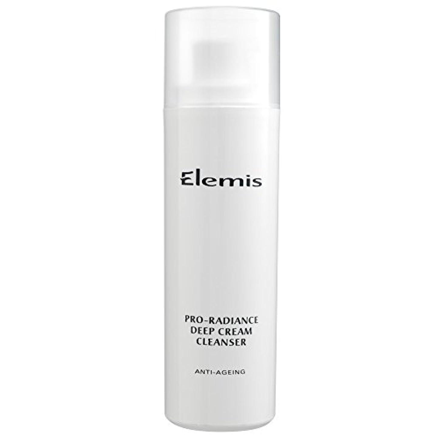 数値平和口ひげエレミスプロ輝きクリームクレンザー、150ミリリットル (Elemis) (x6) - Elemis Pro-Radiance Cream Cleanser, 150ml (Pack of 6) [並行輸入品]