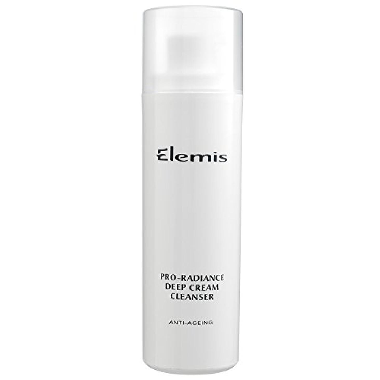 キャンバス霊動物園エレミスプロ輝きクリームクレンザー、150ミリリットル (Elemis) (x6) - Elemis Pro-Radiance Cream Cleanser, 150ml (Pack of 6) [並行輸入品]