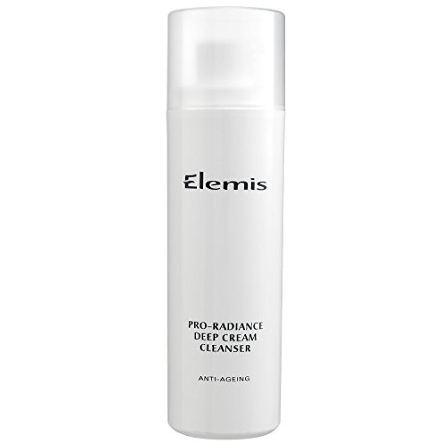 推進力しかしながら危険を冒しますエレミスプロ輝きクリームクレンザー、150ミリリットル (Elemis) (x2) - Elemis Pro-Radiance Cream Cleanser, 150ml (Pack of 2) [並行輸入品]