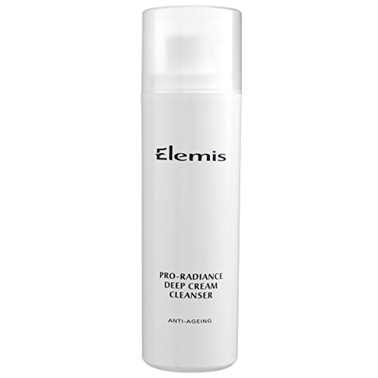 世紀乱雑なセンサーエレミスプロ輝きクリームクレンザー、150ミリリットル (Elemis) (x6) - Elemis Pro-Radiance Cream Cleanser, 150ml (Pack of 6) [並行輸入品]