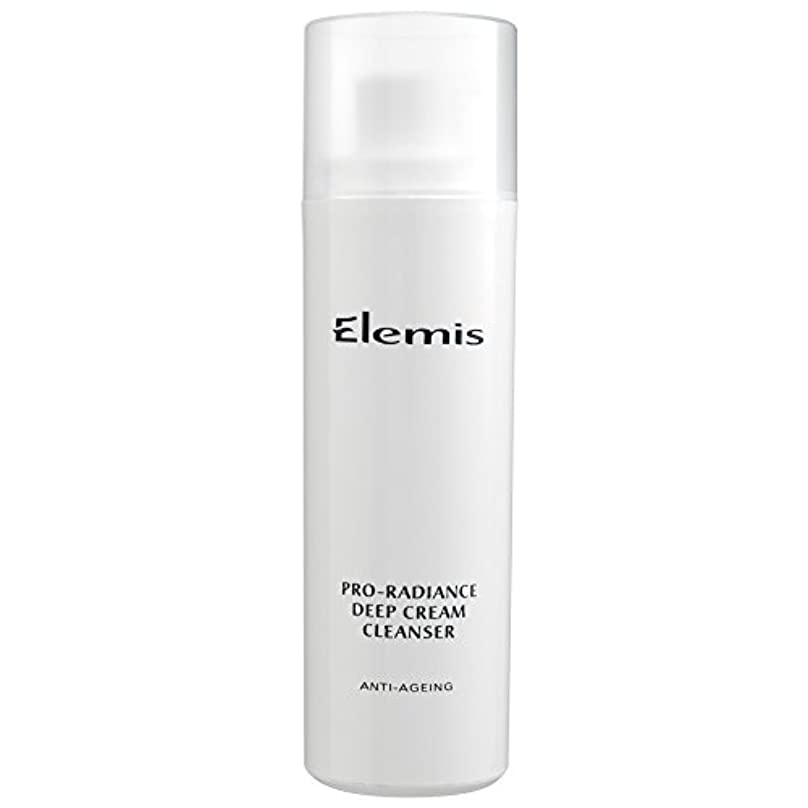 休暇占めるあいまいエレミスプロ輝きクリームクレンザー、150ミリリットル (Elemis) (x6) - Elemis Pro-Radiance Cream Cleanser, 150ml (Pack of 6) [並行輸入品]
