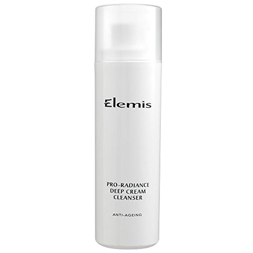 防ぐ排除捨てるエレミスプロ輝きクリームクレンザー、150ミリリットル (Elemis) (x6) - Elemis Pro-Radiance Cream Cleanser, 150ml (Pack of 6) [並行輸入品]