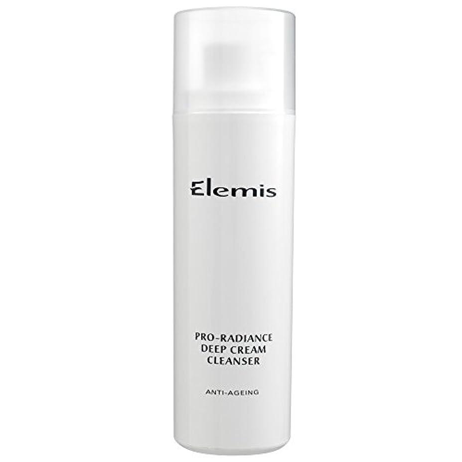 打ち負かす文明化するサロンエレミスプロ輝きクリームクレンザー、150ミリリットル (Elemis) (x6) - Elemis Pro-Radiance Cream Cleanser, 150ml (Pack of 6) [並行輸入品]