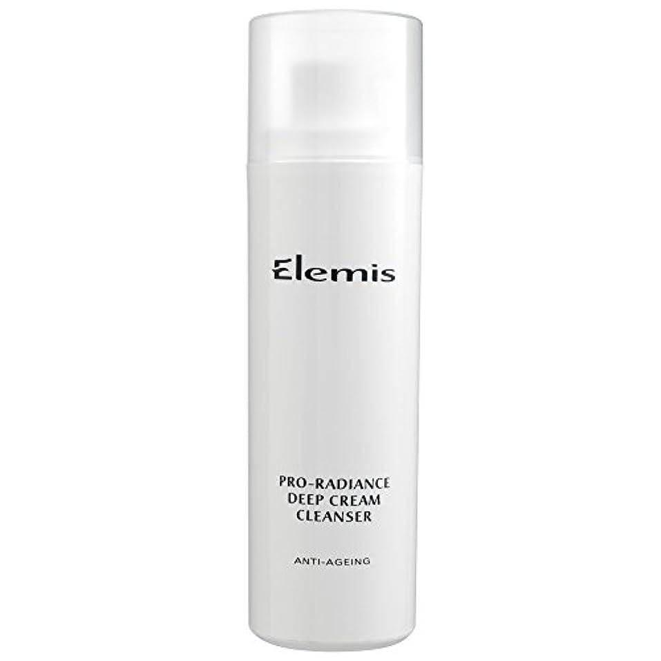 バッジ傭兵霜エレミスプロ輝きクリームクレンザー、150ミリリットル (Elemis) - Elemis Pro-Radiance Cream Cleanser, 150ml [並行輸入品]