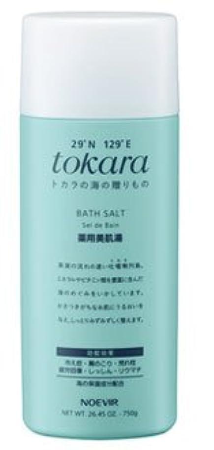 逸脱腹部海藻ノエビア トカラの海 トカラの海の薬用美肌湯(医薬部外品)<750g>