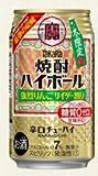 タカラ焼酎ハイボール<強烈りんごサイダー割り>350ml 1ケース24本入り【冬限定】