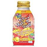 ダイドー ぷるっシュ!! ゼリー×スパークリング ピンクグレープフルーツ 270gボトル缶×24本入×(2ケース)