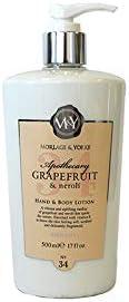 MORLAGE & YORKE Apothecary Grapefruit & Neroli Hand &
