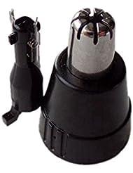 Janjunsi 鼻毛カッター部品 交換用 パーツ 内刃 外刃 替刃 耐用 for Panasonic 鼻毛カッター ER-GN30/-GN10