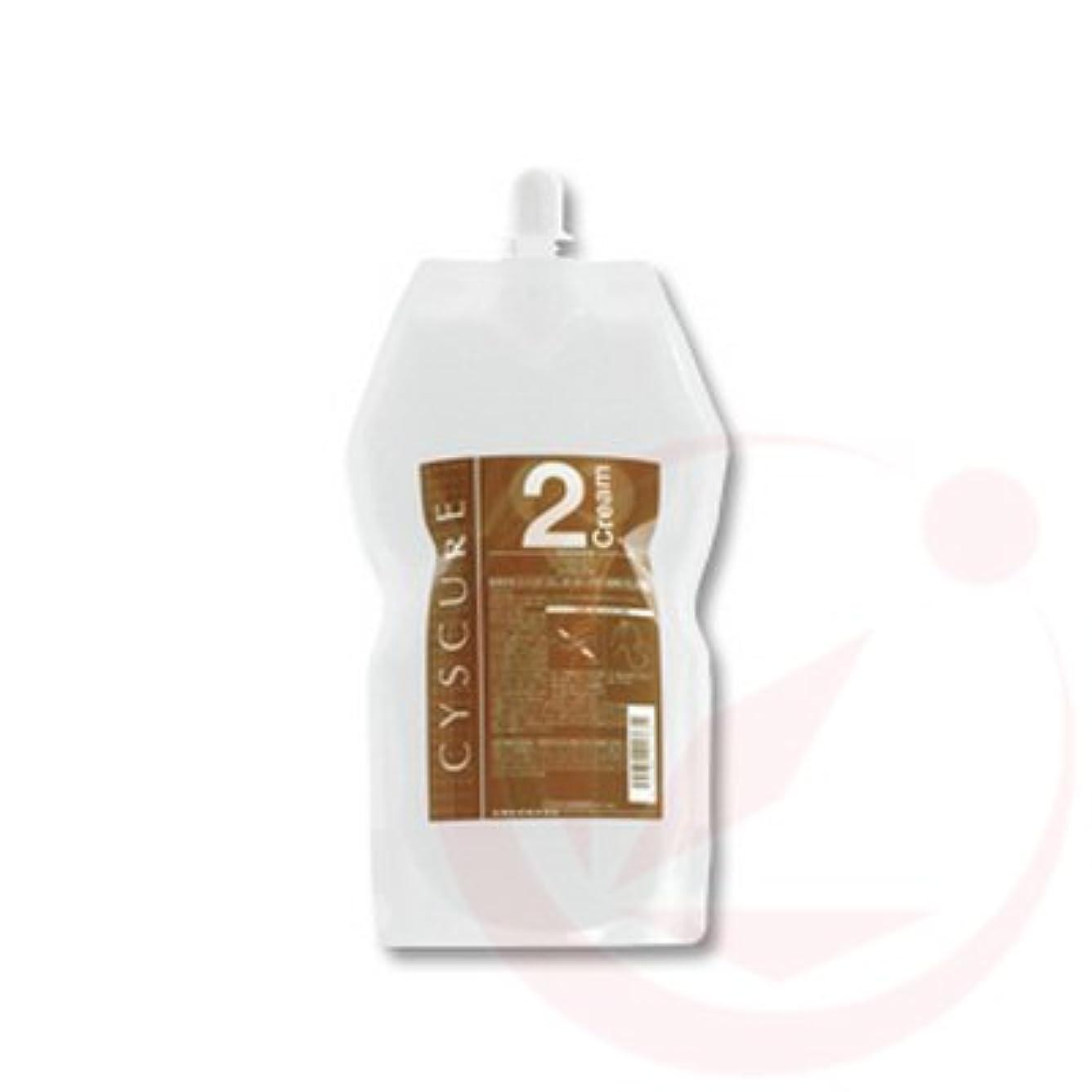 羊の谷内向きタマリス シスキュア2クリーム 1000g (パーマ剤/2剤)