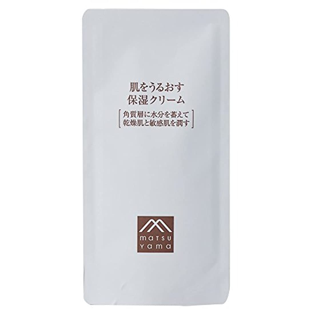 固執ポータル拮抗肌をうるおす保湿クリーム 詰替用(クリーム) 濃厚クリーム [乾燥肌 敏感肌]