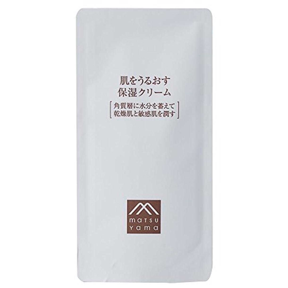 額裁量劇的肌をうるおす保湿クリーム 詰替用(クリーム) 濃厚クリーム [乾燥肌 敏感肌]