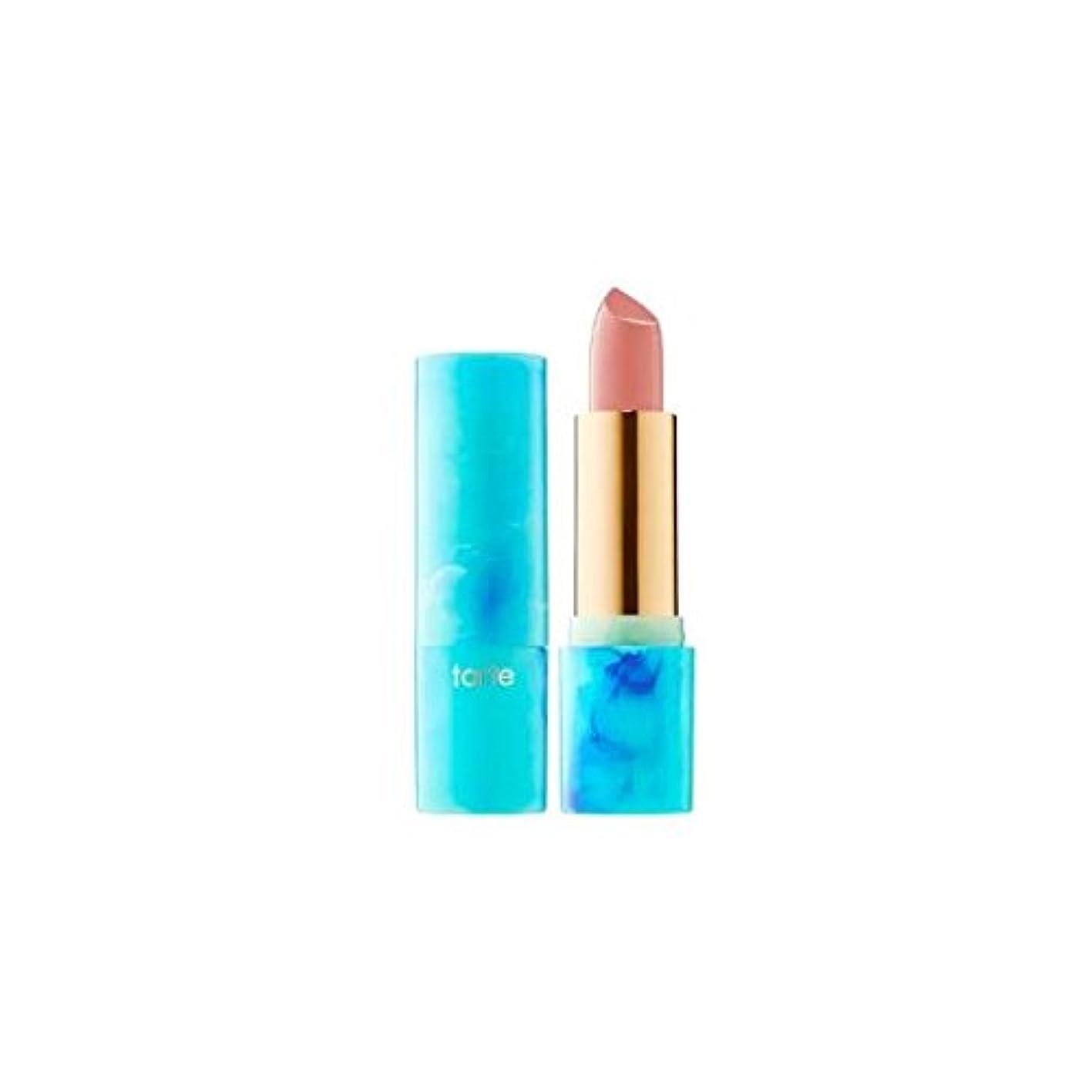 沈黙悲観的命令tarteタルト リップ Color Splash Lipstick - Rainforest of the Sea Collection Satin finish