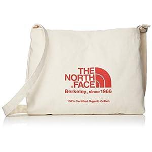 [ザ・ノース・フェイス]ショルダーバッグ Musette Bag ナチュラル×レッド