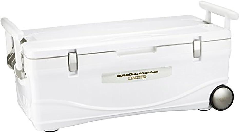 の量恐れる報酬シマノ(SHIMANO) クーラーボックス 大型 45L スペーザ ホエール リミテッド キャスター付 450HC-045L 釣り用 アイスホワイト