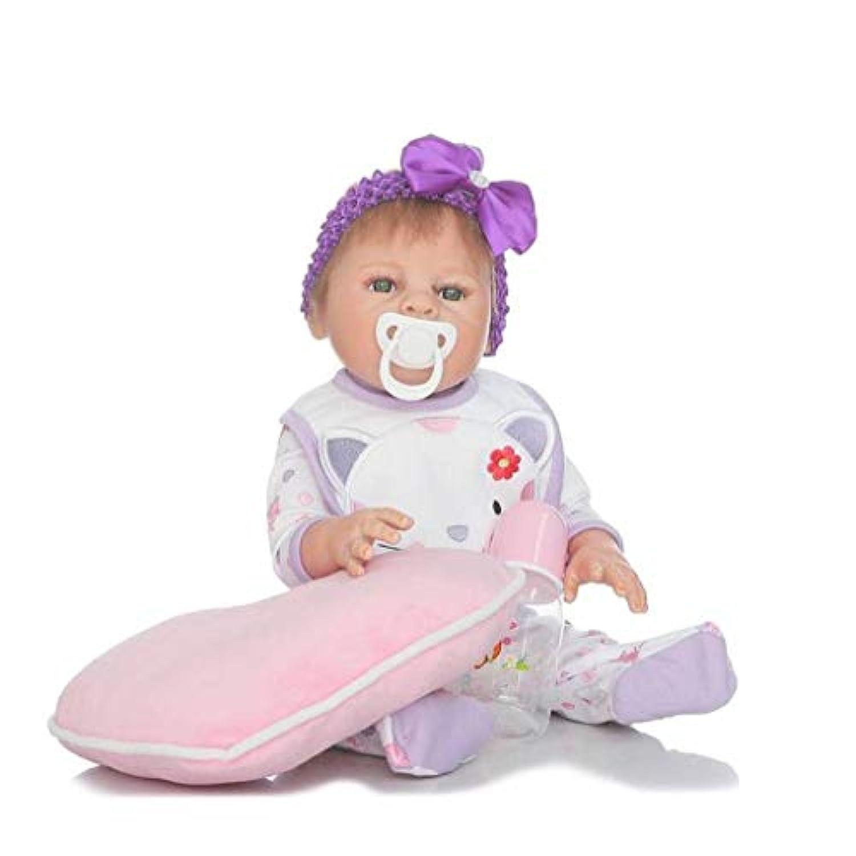 Terabithia 20インチAliveシリコンビニールフルボディAdorable Rebornベビーガール人形
