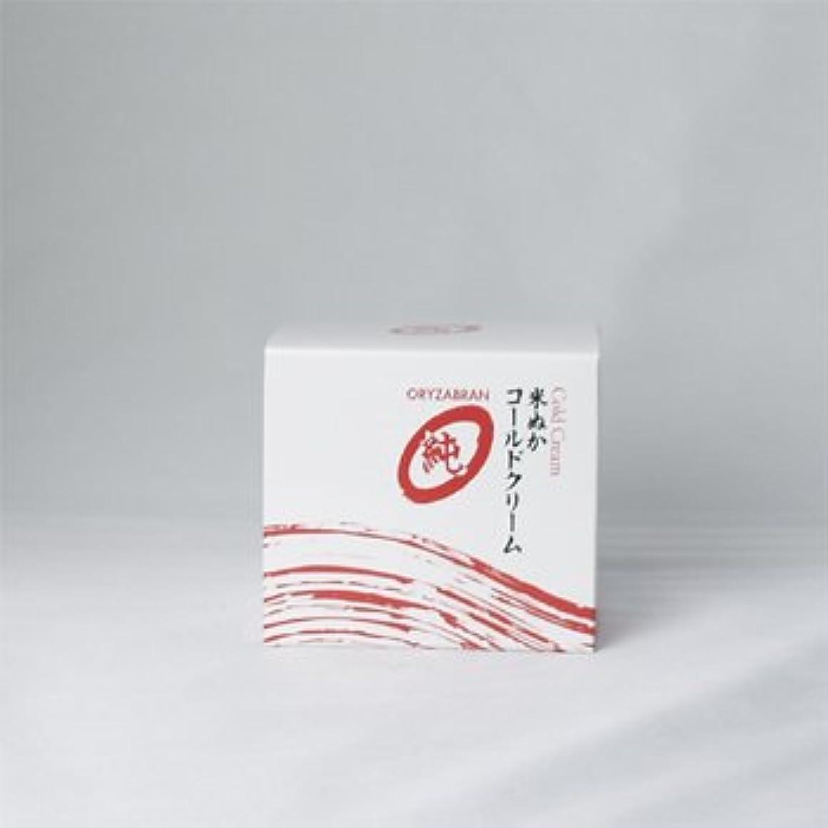 最近ショートバーオリザ ジュン 米ぬか コールドクリーム 300g [クレンジング&マッサージクリーム]