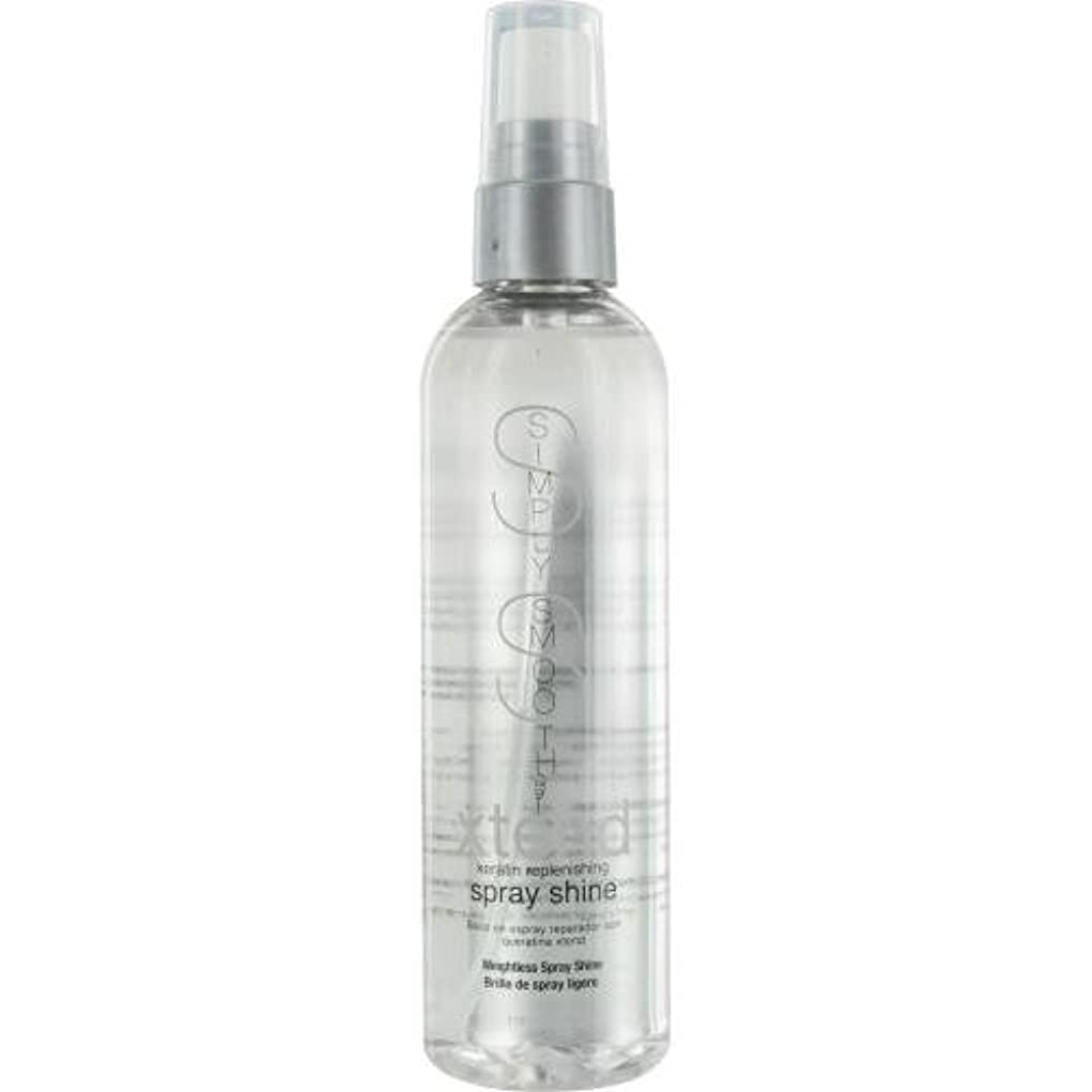 句読点話をする外観by Simply Smooth XTEND KERATIN REPLENISHING SPRAY SHINE 4 OZ by SIMPLY SMOOTH