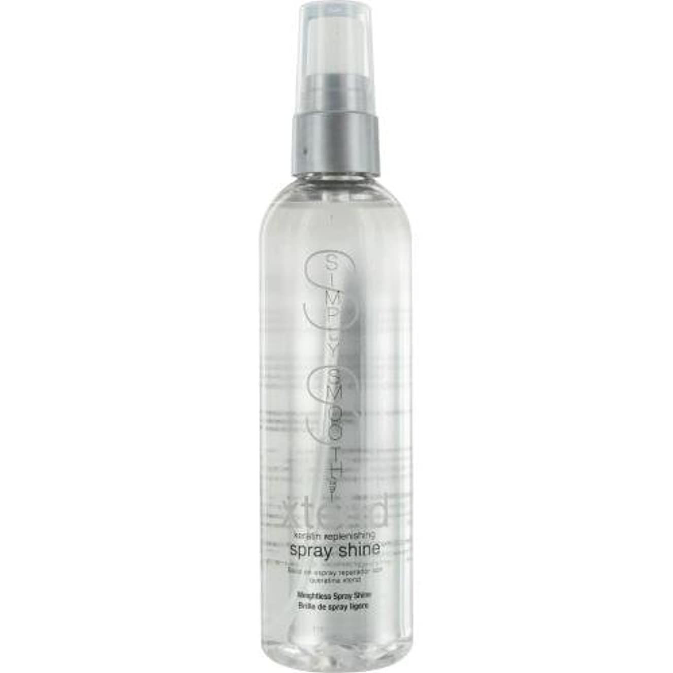 任命する息を切らして管理しますby Simply Smooth XTEND KERATIN REPLENISHING SPRAY SHINE 4 OZ by SIMPLY SMOOTH
