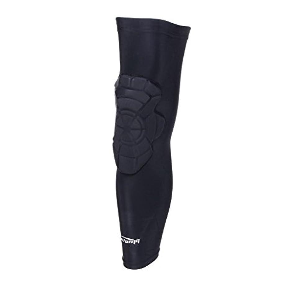 COOLOMG サイクル レッグカバー レッグウォーマー レッグスリーブ ニーカバー 膝 ふくらはぎ サポーター uvカット 保温 加圧 男女兼用