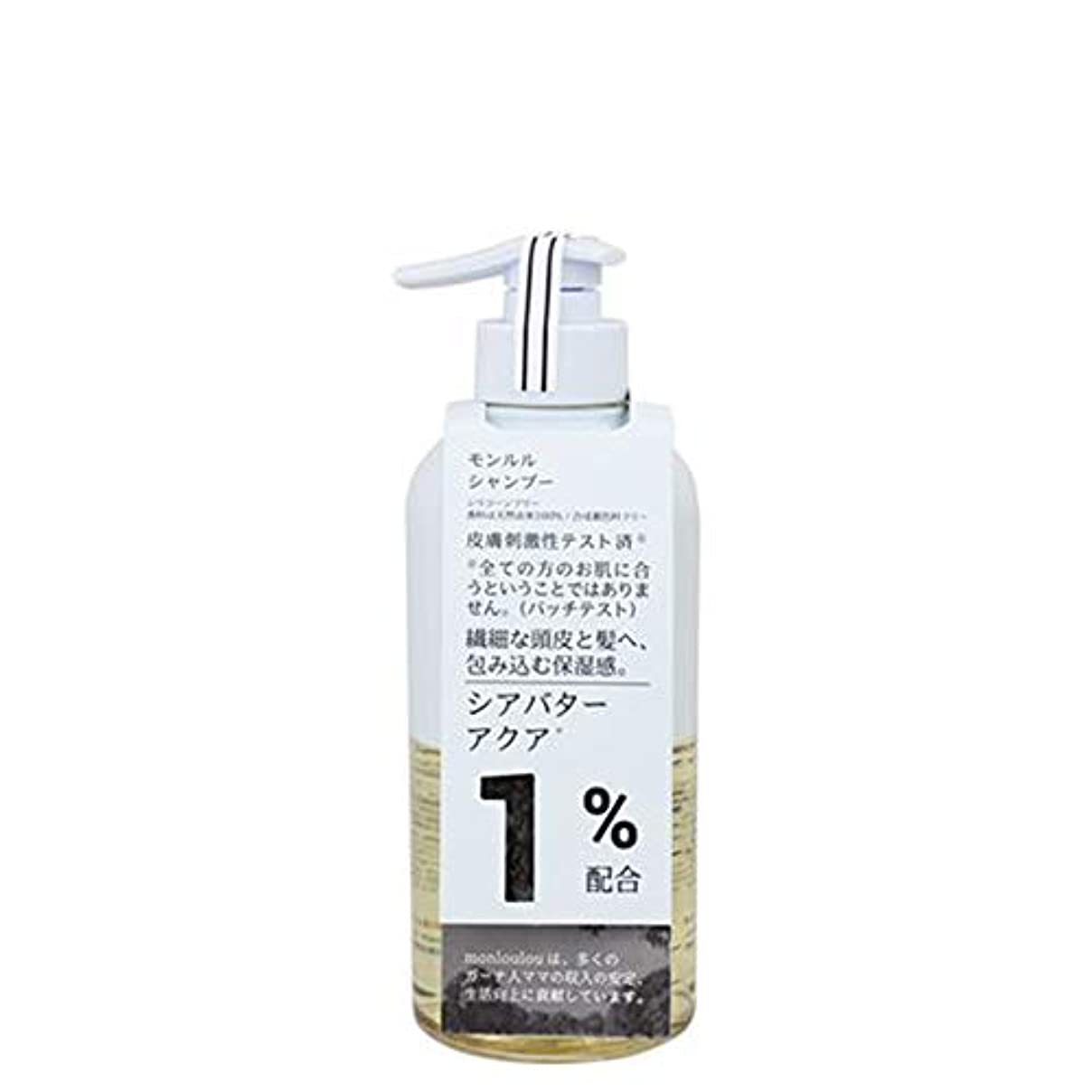 せせらぎ賞浴室モンルル1%シャンプー 400mL