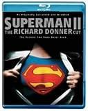 スーパーマン 2 リチャード・ドナーCUT版 [Blu-ray]