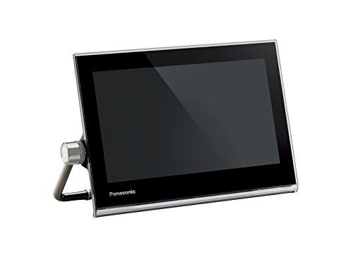 Panasonic 10V型 ポータブル 液晶テレビ 防水タイプ 500GB HDDレコーダー付き プライベート・ビエラ ブラック UN-10T5-K