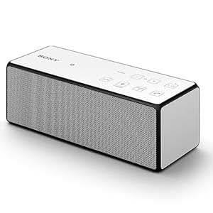 SONY ワイヤレスポータブルスピーカー Bluetooth対応 ホワイト SRS-X3-W