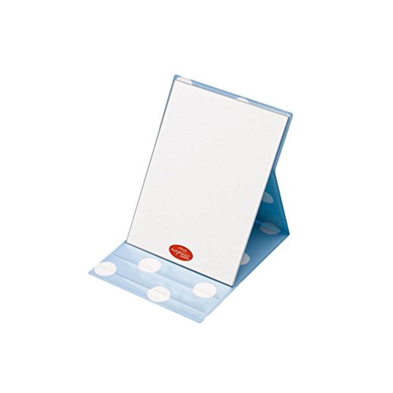 チャーム電話をかけるサルベージプロモデル折立ナピュアミラー水玉