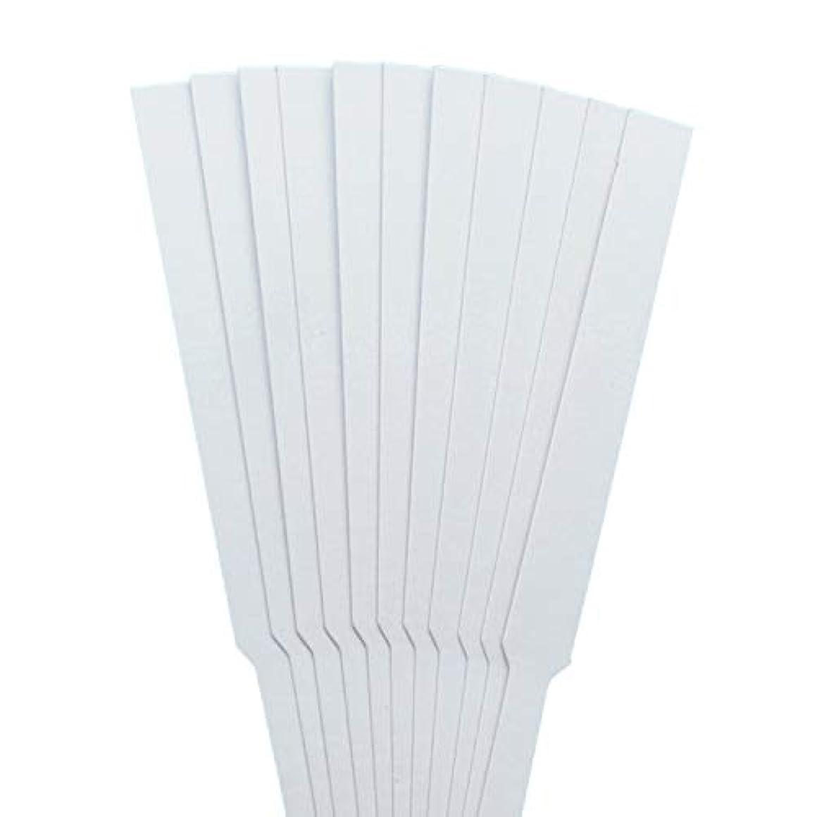 ドループ海外協力するストリップテスト migavann テストストリップ 香りのアロマセラピーエッセンシャルオイルをテストするための100個の130×12ミリメートルの香水試験紙ストリップ
