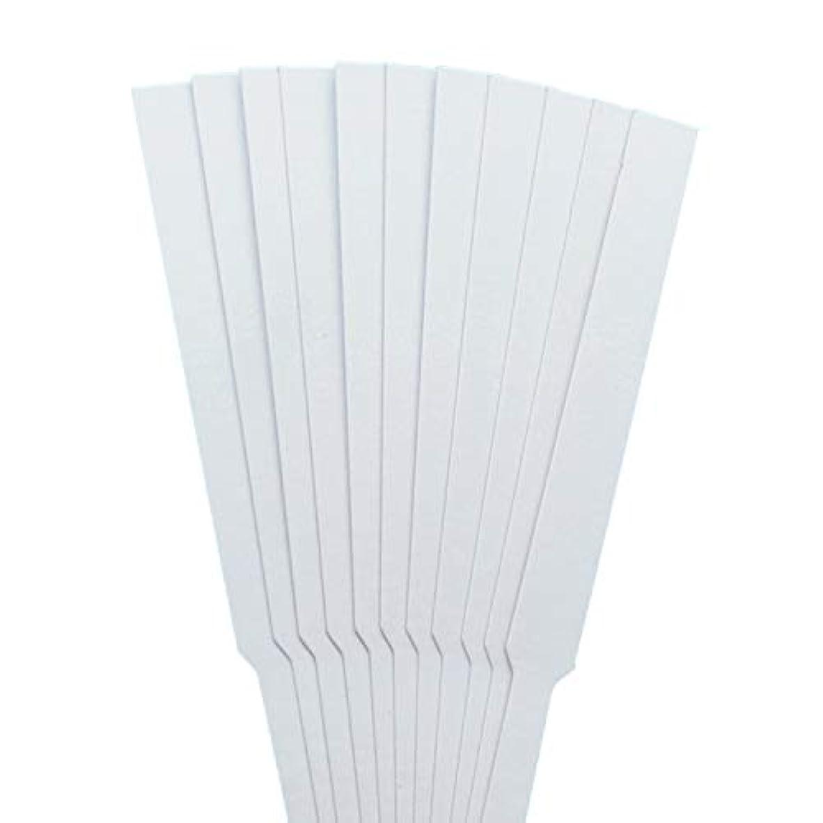 物理学者最大化する砂のストリップテスト migavann テストストリップ 香りのアロマセラピーエッセンシャルオイルをテストするための100個の130×12ミリメートルの香水試験紙ストリップ