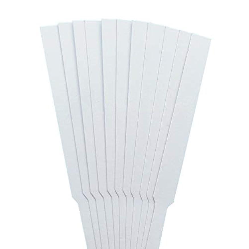 委任する接尾辞モバイルストリップテスト migavann テストストリップ 香りのアロマセラピーエッセンシャルオイルをテストするための100個の130×12ミリメートルの香水試験紙ストリップ