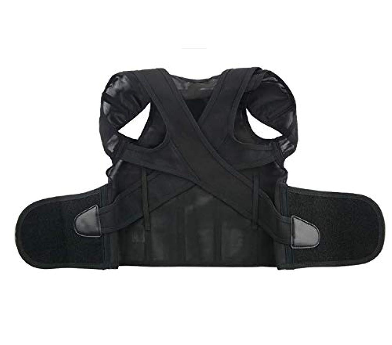 賢明な対処する適格女性姿勢男性ブレース&サポート機能トレーニング機器のための1個の姿勢補正,S