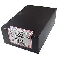 大里:ユニクロ タッピング 鍋 6×60 200個入 549-200