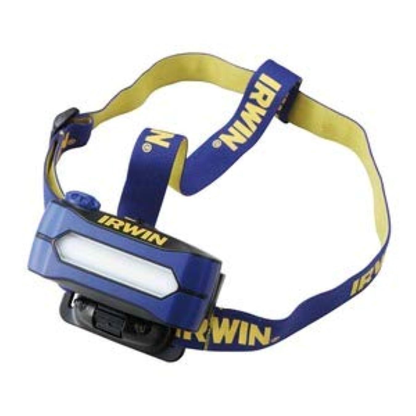 不適当指令そこIRWIN(アーウィン) 5W COBLED ヘッドライト 400LUMENS 2011888