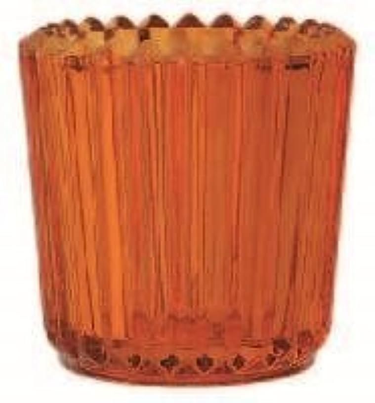 包帯どこか木材kameyama candle(カメヤマキャンドル) ソレイユ 「 オレンジ 」(J5120000OR)