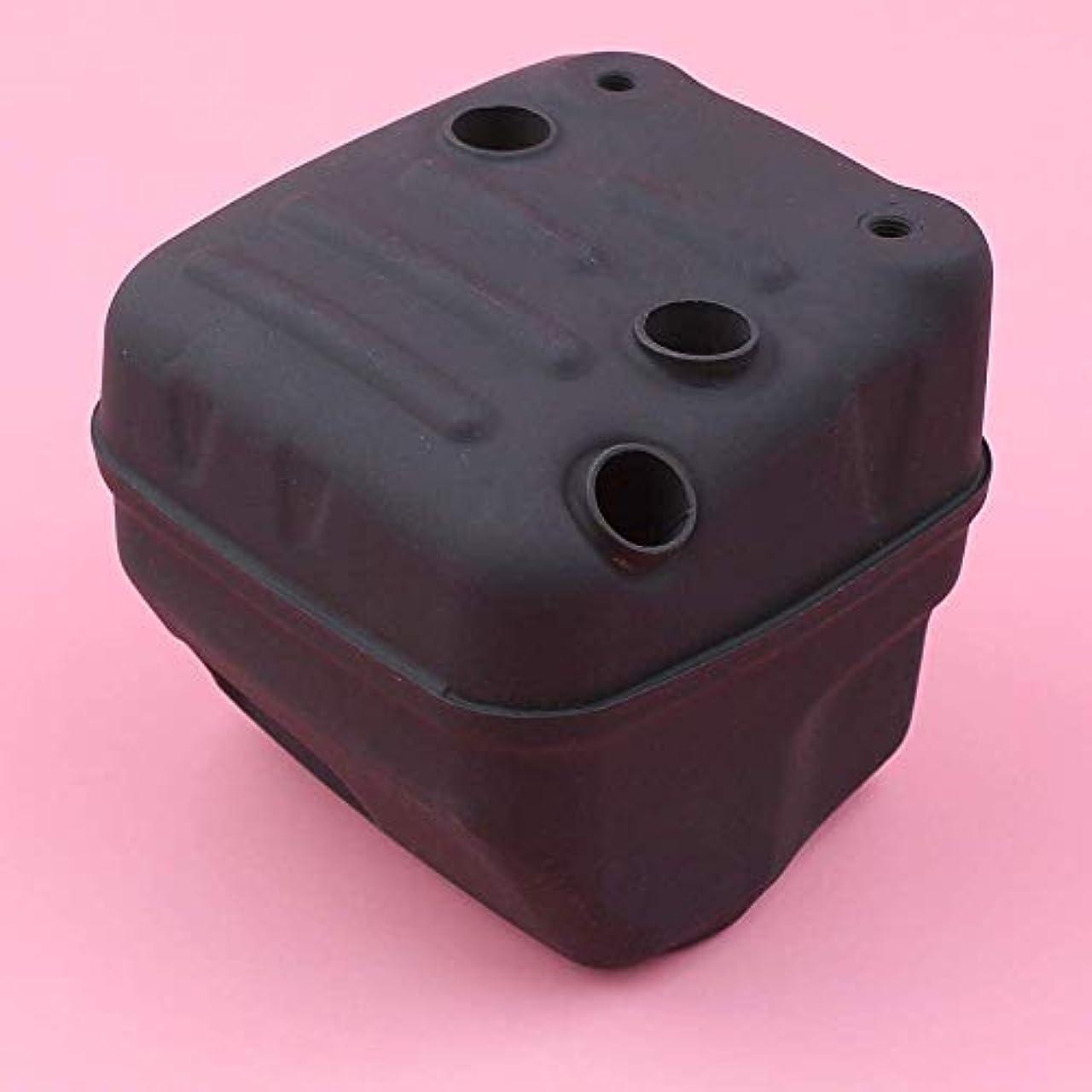 フェンスプロジェクター強大なAiCheaXツール-ハスクバーナ用エキゾーストマフラーサイレンサー357 357XP 359 EPA 359チェーンソーガーデンツールスペア交換部品503917601