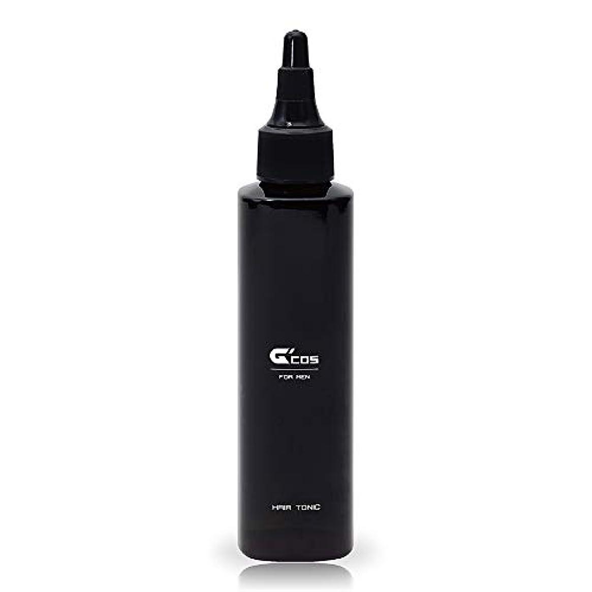 マイクロフォン冷蔵するマークダウンG'cos 育毛剤 120ml 男性 女性用 国内製造 医薬部外品