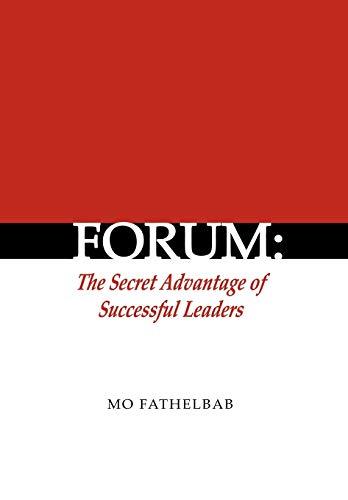 『FORUM: The Secret Advantage of Successful Leaders』のトップ画像