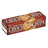 ブルボン チョコチップクッキー15枚入×12個 パックージビスケット