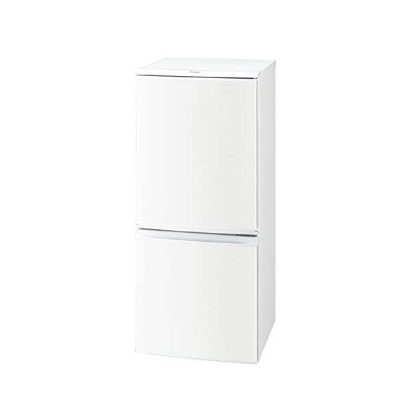 シャープ 冷蔵庫 小型 2ドア つけかえどっち...の紹介画像2