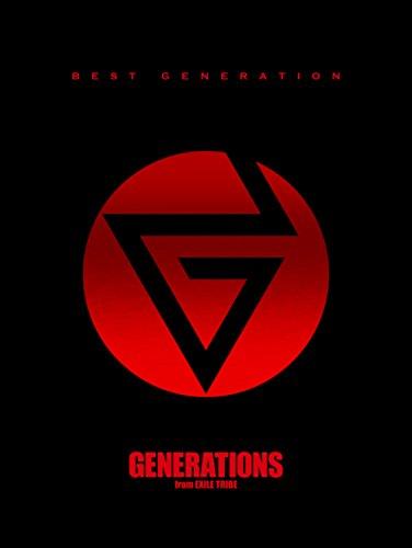 BEST GENERATION(ALBUM2枚組+DVD3枚組)