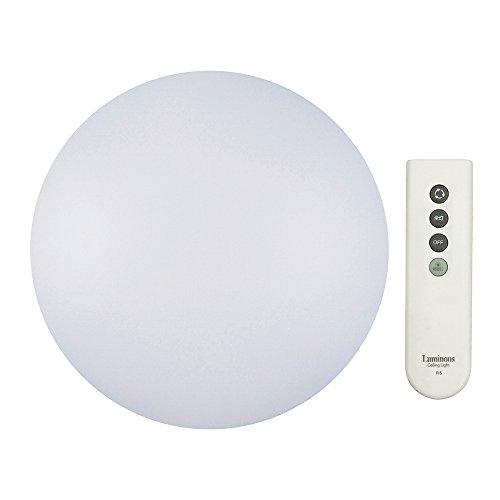 ルミナス LEDシーリングライト ~6畳 調光タイプ 光拡散レ...