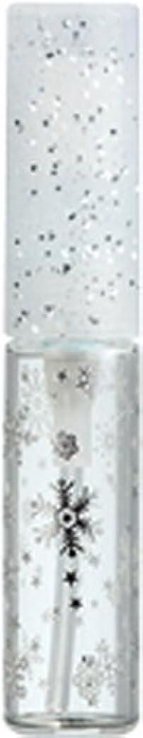 ショッキング失望エアコン50271 【ヤマダアトマイザー】 グラスアトマイザー プラスチックポンプ 柄 スノー