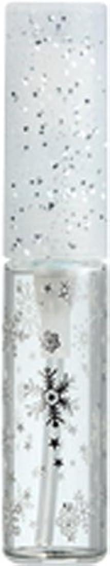 彼らの確実むき出し50271 【ヤマダアトマイザー】 グラスアトマイザー プラスチックポンプ 柄 スノー