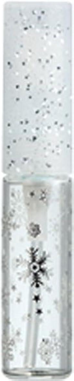 バラ色休暇積分50271 【ヤマダアトマイザー】 グラスアトマイザー プラスチックポンプ 柄 スノー