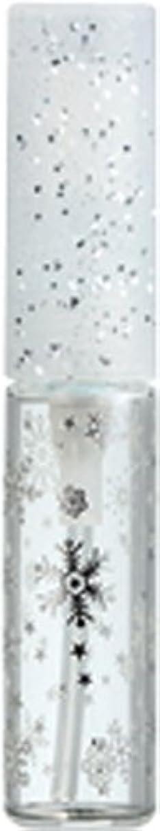ダイヤモンドアニメーション動かす50271 【ヤマダアトマイザー】 グラスアトマイザー プラスチックポンプ 柄 スノー