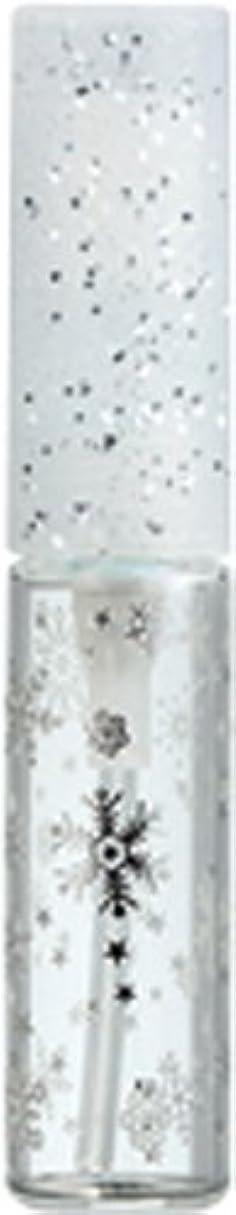 ショップマニフェスト賢明な50271 【ヤマダアトマイザー】 グラスアトマイザー プラスチックポンプ 柄 スノー