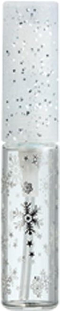 針前任者ドロー50271 【ヤマダアトマイザー】 グラスアトマイザー プラスチックポンプ 柄 スノー